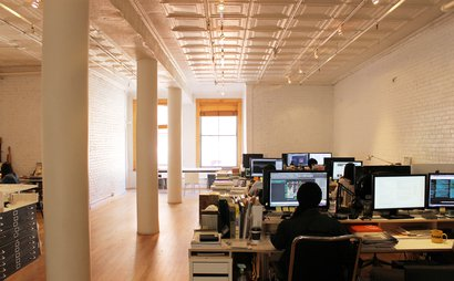Designer Tribeca Office Share