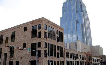 Brazos Lofts Building