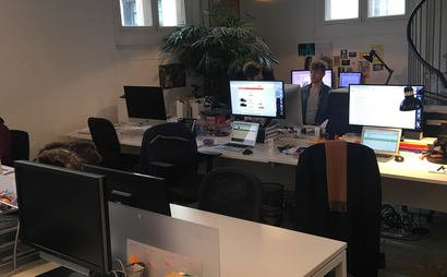 2 Office Desks Available to Rent