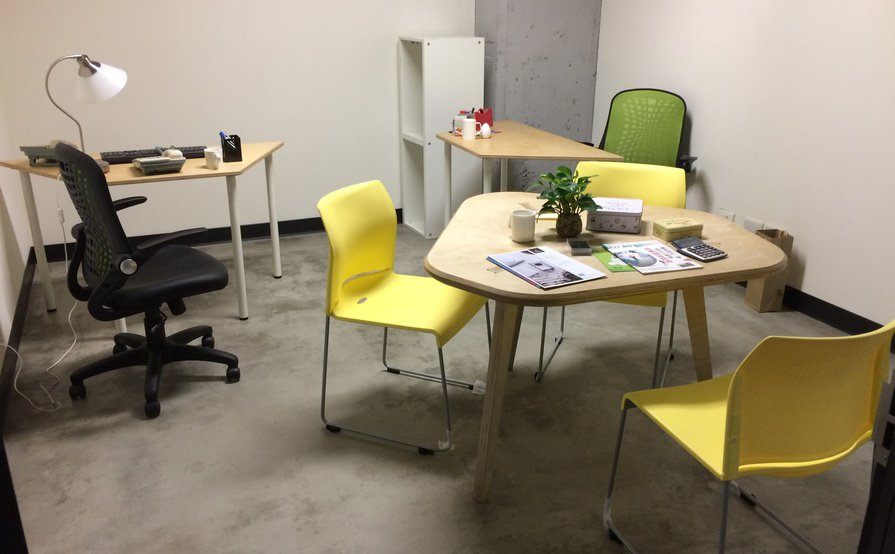 FutureWard Central-Private Office