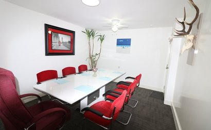Meeting room in Brick Lane