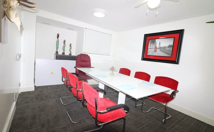 Meeting room in Brick Lane