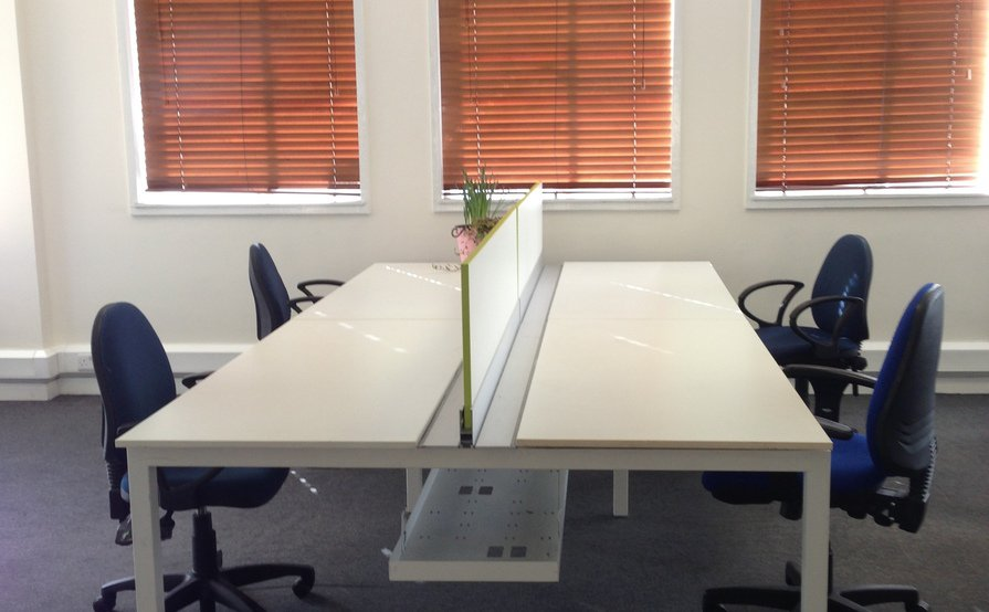 Affordable Dedicated and Hot Desks in a Central Location!