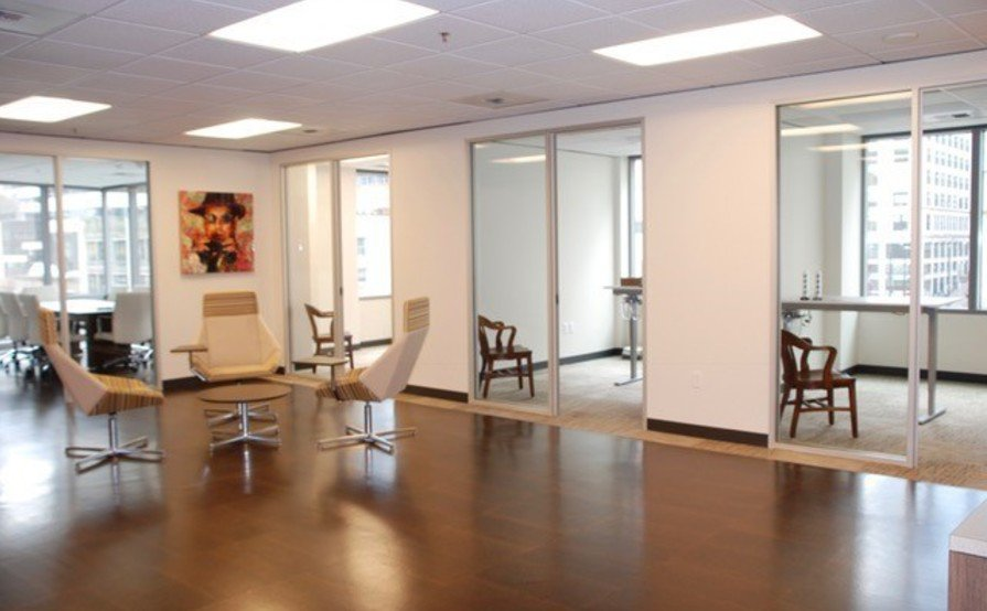 Office Suites and Conference Space Available