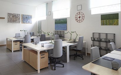 Spazio Elabora, the office you were looking for