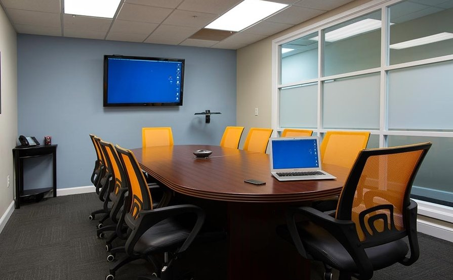 Visionary Meeting Room