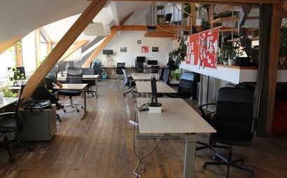 Locus Workspace @ Slezská 857/45