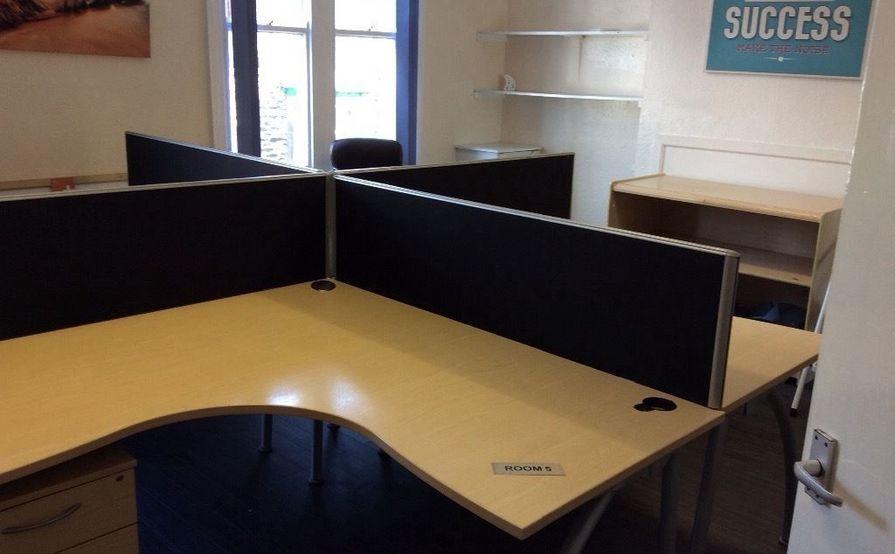 Hot Desks/Meeting Room/Craft Room/Business Mail