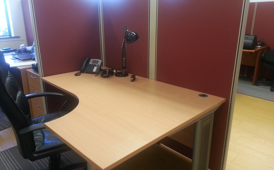Desk Available!