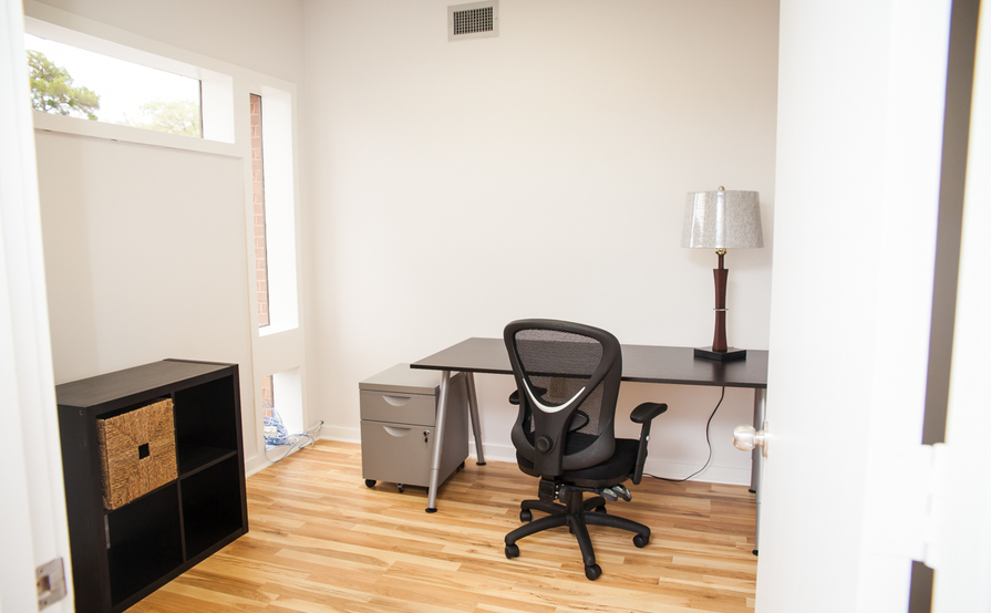 Private Office in Brand New Commercial Building