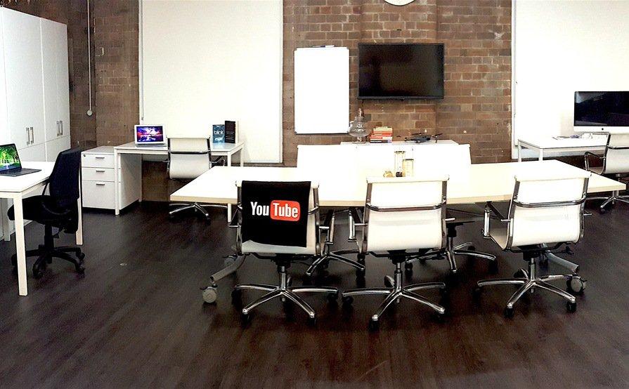 Pyrmont Creative Hub - FIXED DESKS