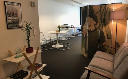 1-3 desks available in great Pyrmont office