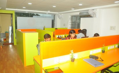 XploreNeXt - Startup Incubation Lab & Co-Working Space