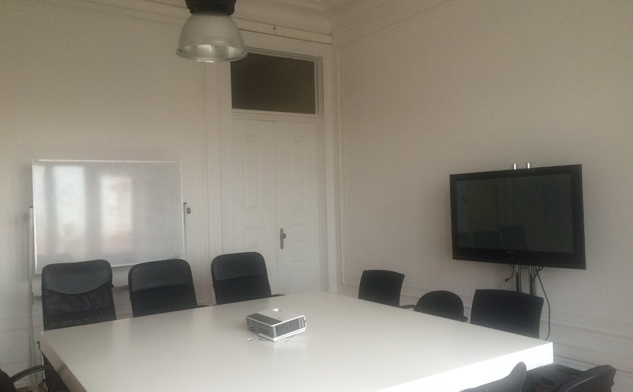 Desk, office or meeting room