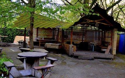 Old Paradise Yard