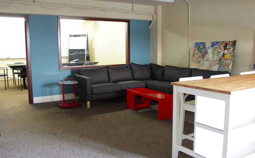 Spacious office space for rent in Ballard