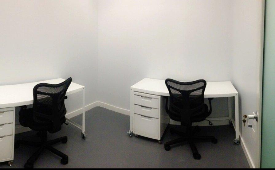 Triple Person Office Suite