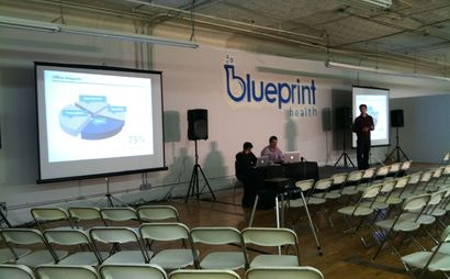 Blueprint Dedicated Table
