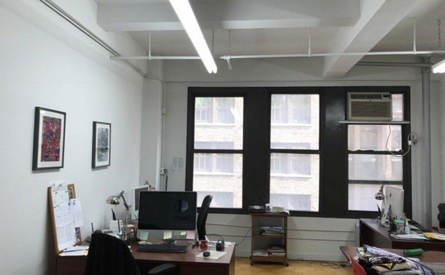 2 desks to share