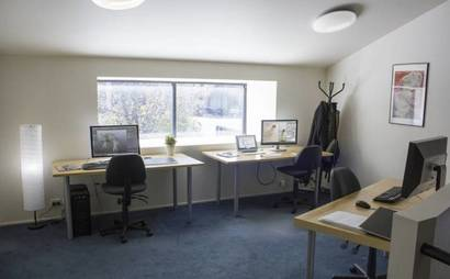 Artisan Hub - Desks and Office Spaces for Film/Media/Graphic/Games Professionals