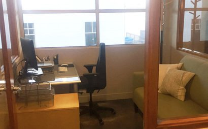 Light, Open Office for Rent