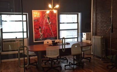 Flatiron spacious loft office