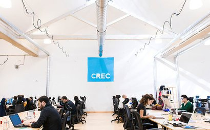 CREC Poble Sec Coworking Barcelona