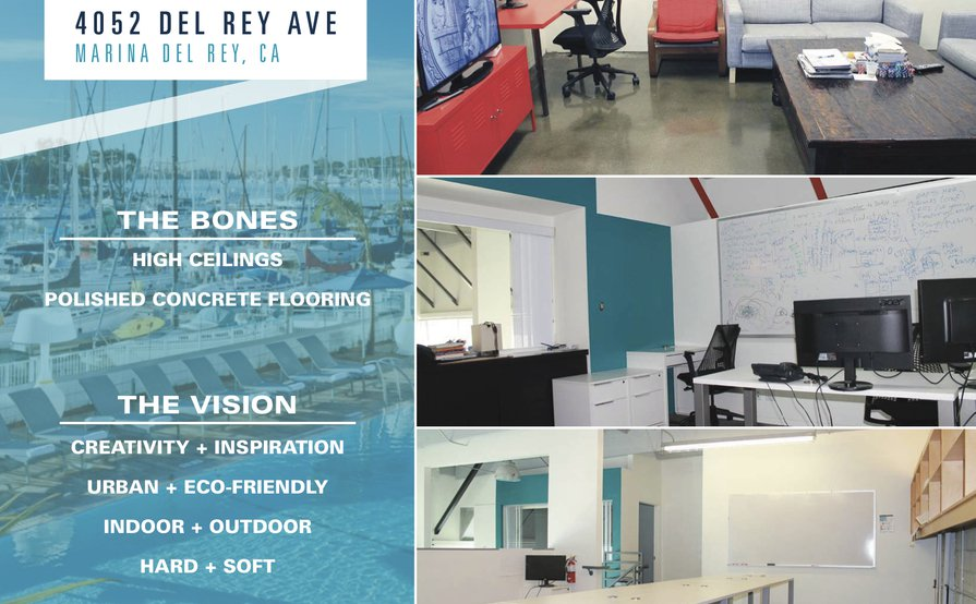 Coworking Space in Marina Del Rey