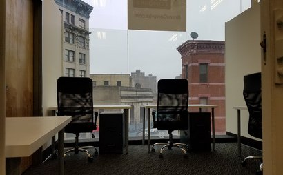 Bronx Co-working Space - Private Office
