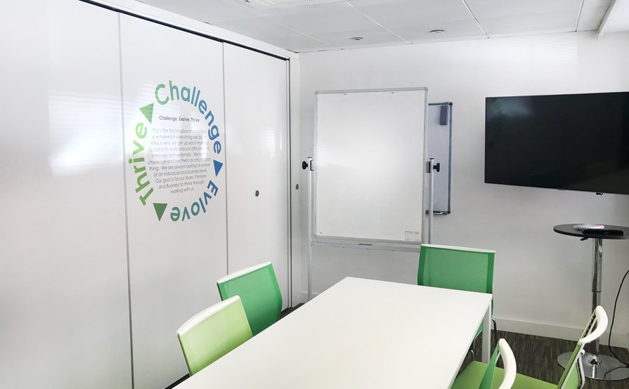 12 x Desks in newly furnished, serviced & sociable office in Moorgate. Available from the 24th July