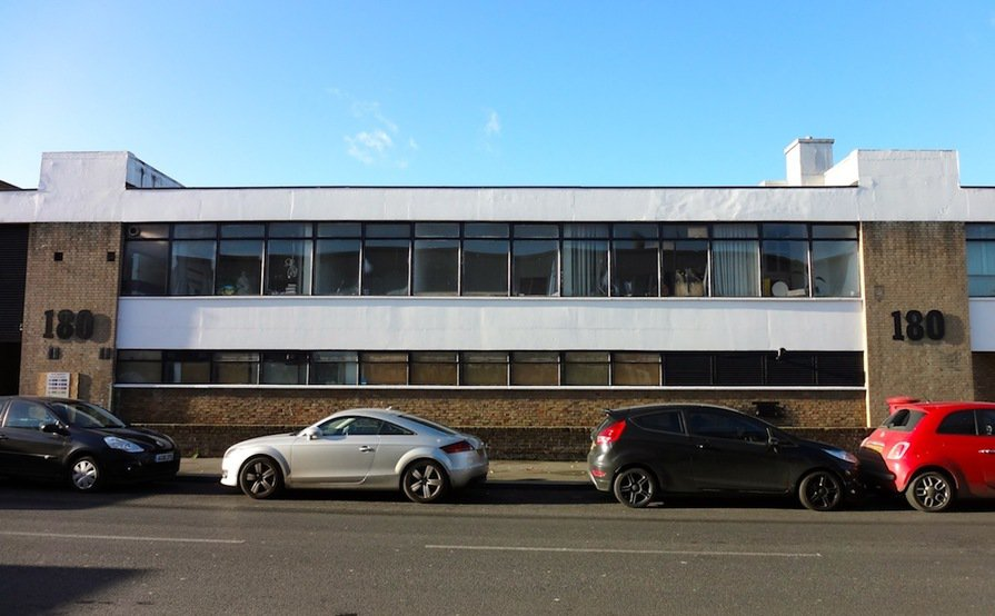 IL0.24: Storage Space, Peckham/Bermondsey