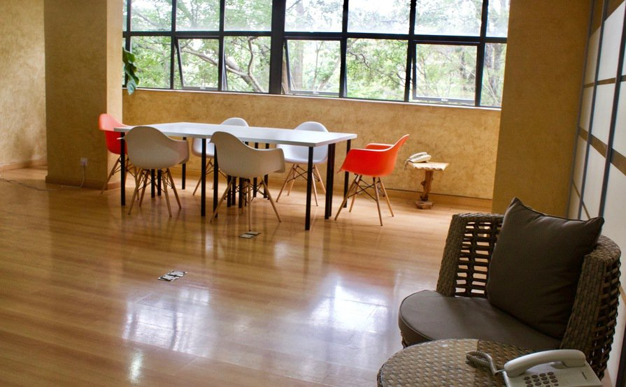 The Crews Co-working & Serviced Offices