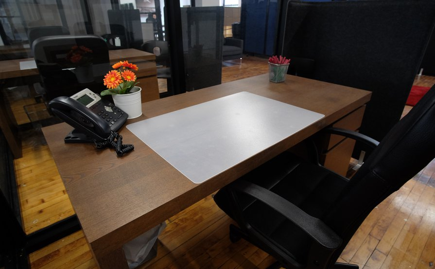 Semi-Private Desk
