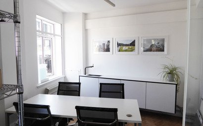 Centrally Located Architect's Studio - right at the centre of Soho