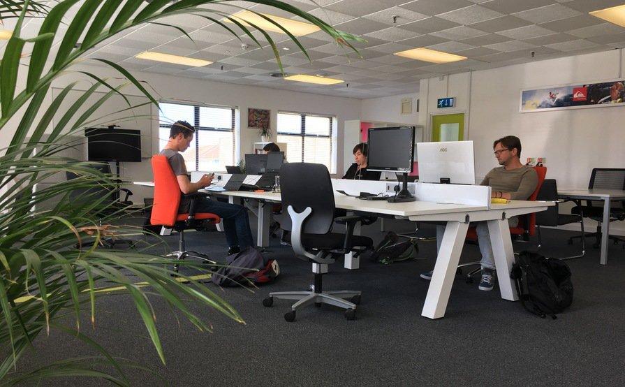 Mor Workspace