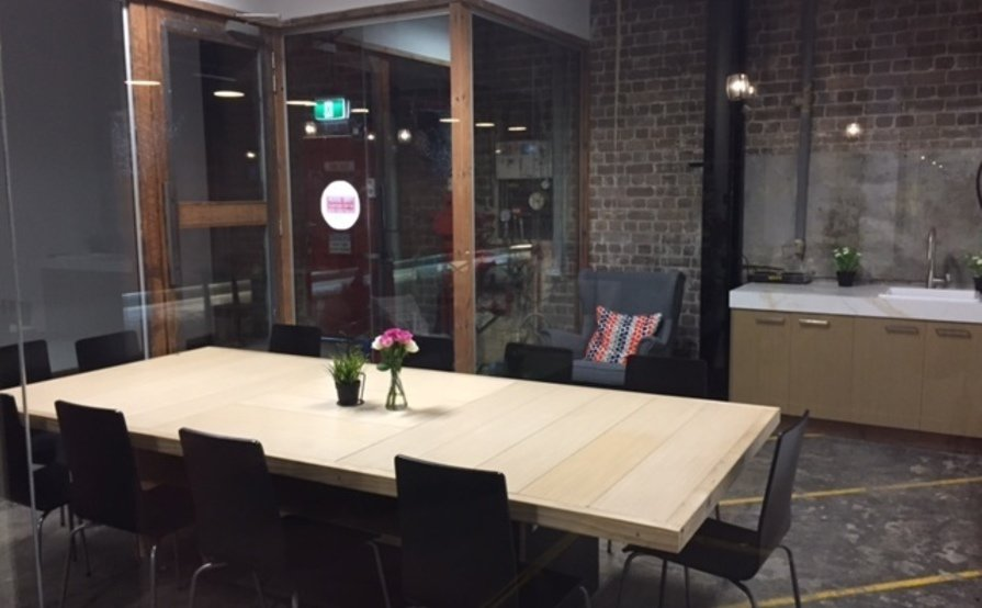 WOTSO Tim Tam Meeting Room