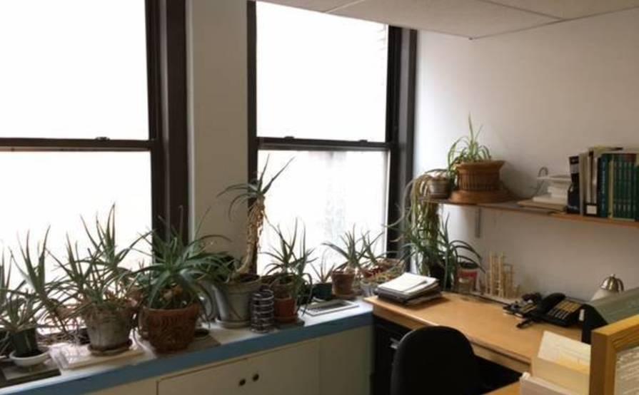Window Desk