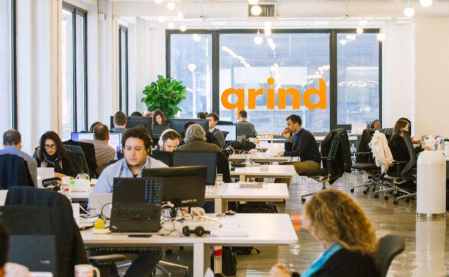 Grind Park Coworking Space
