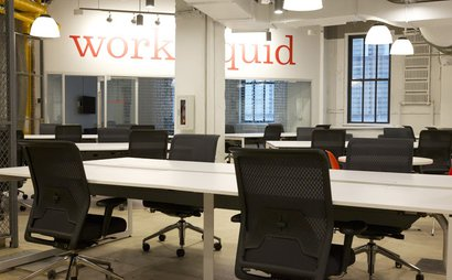Grind FiDi Coworking Space