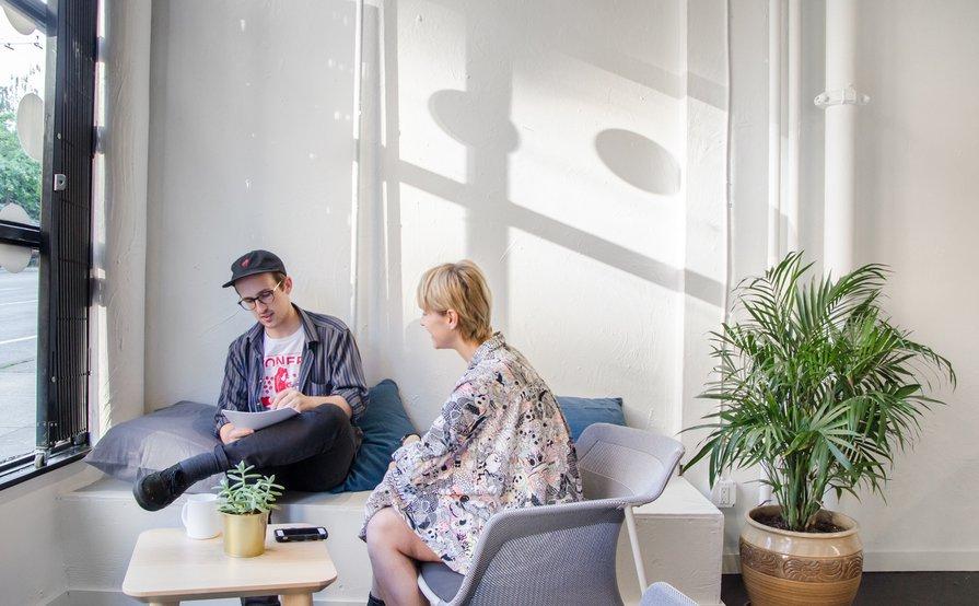 Work Place - Hotdesking