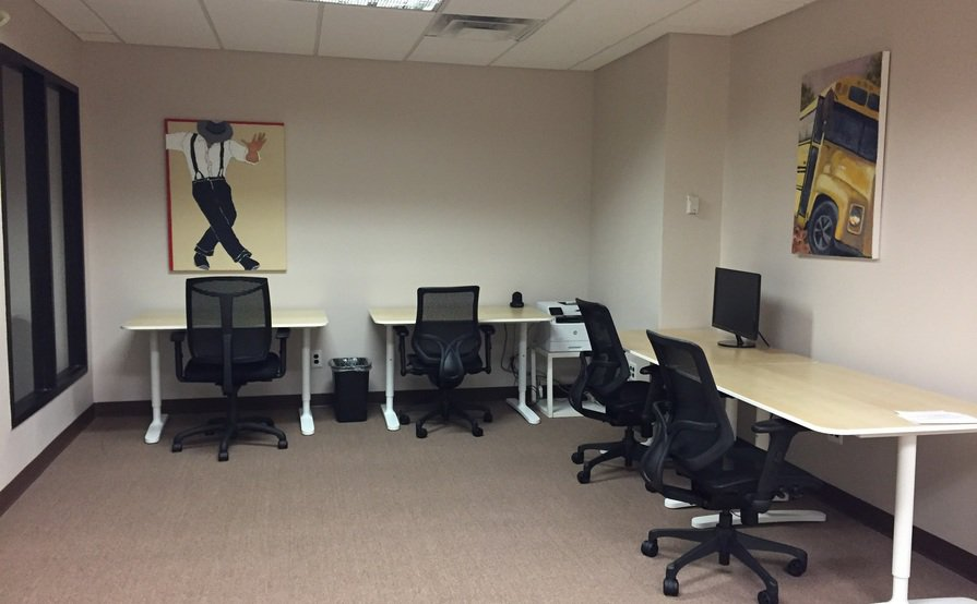 Englewood Cliffs all-inclusive flexible workspaces with private office spaces, coworking & fully equipped meeting rooms