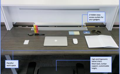 High-End Desk