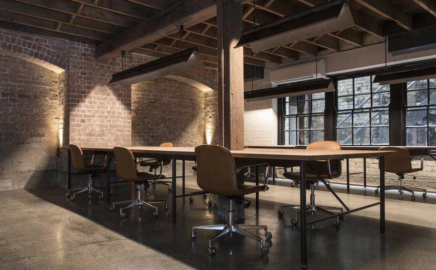 All Encompassing Whole Floor In the Most Inspired Building in Surry Hills