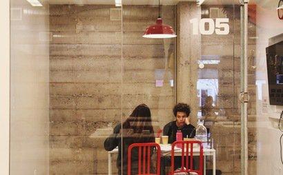 OnePiece San Francisco Dedicated Desk