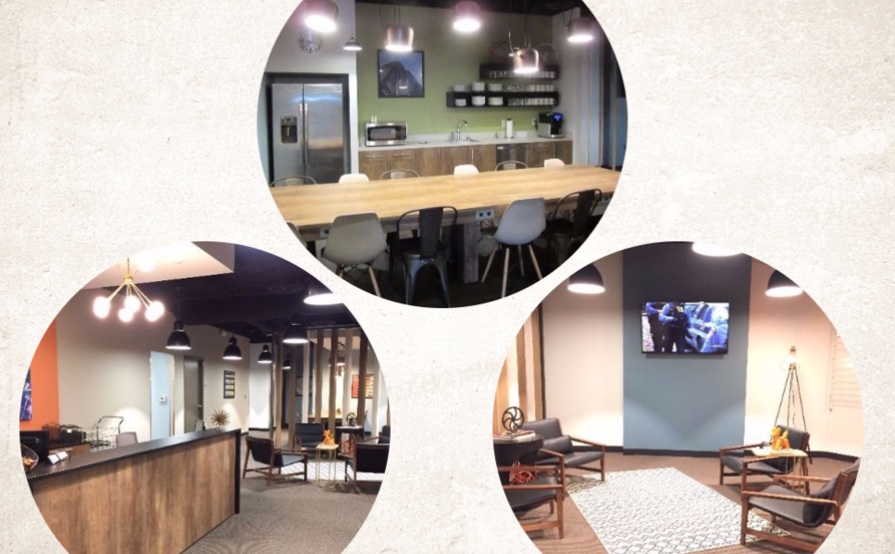1 Person, 2 Person, And Team Space Available Now~ Starting at $288 per month!