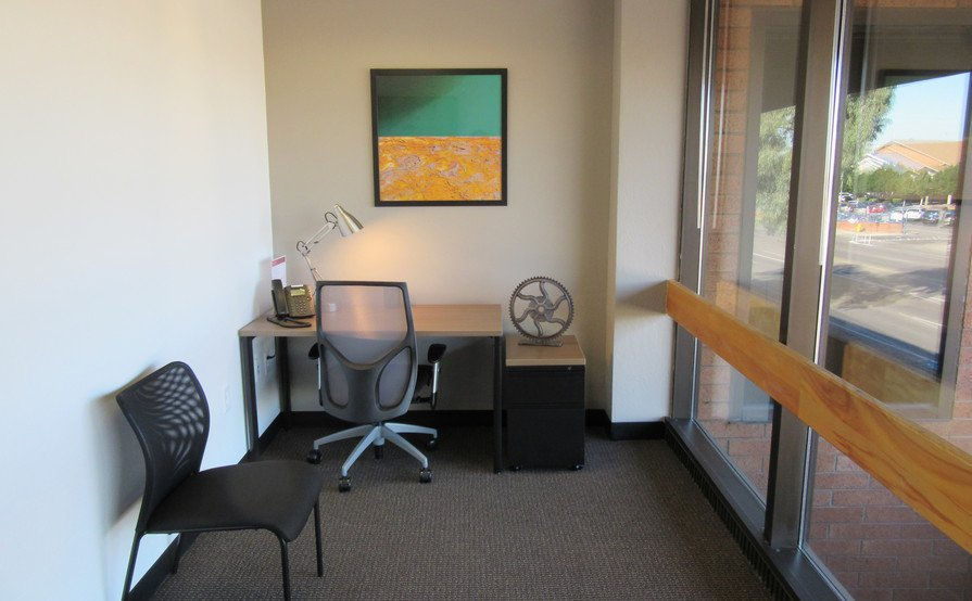 Stay Professional With An Office On Broadway & Mill Ave