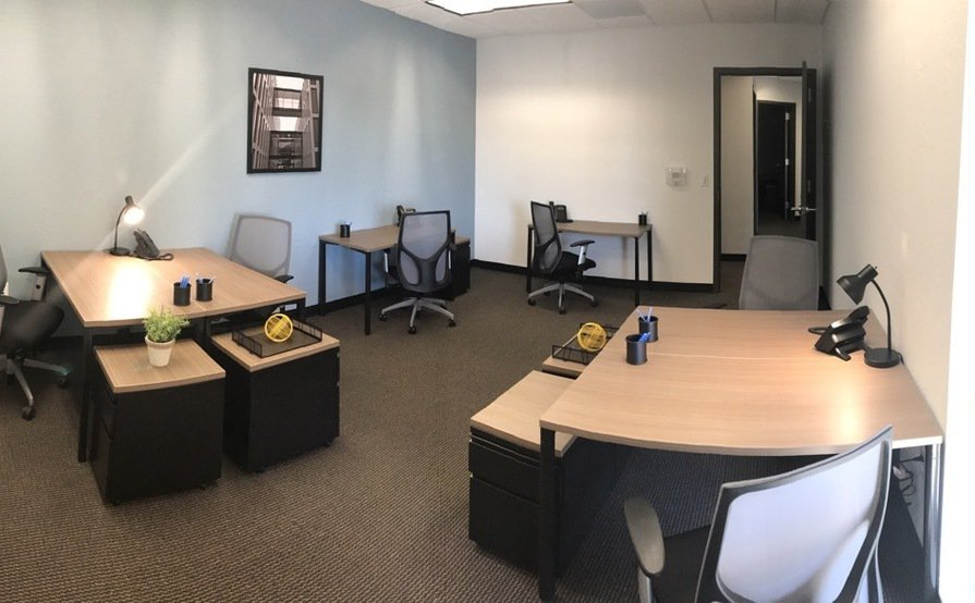 Office For A Team Of Up To 8 Available Now