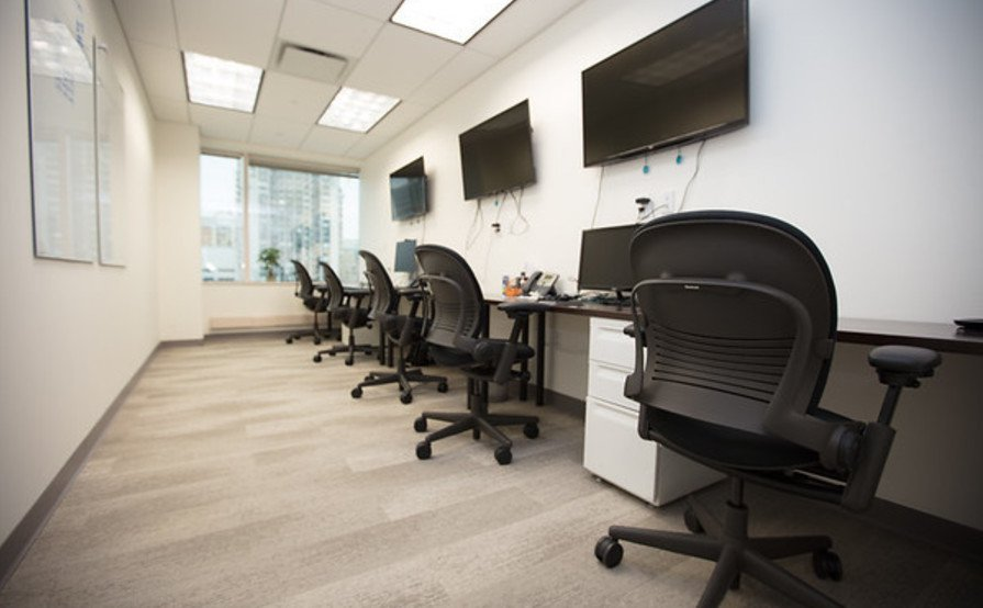 Private Office for 5 in Downtown Jersey City