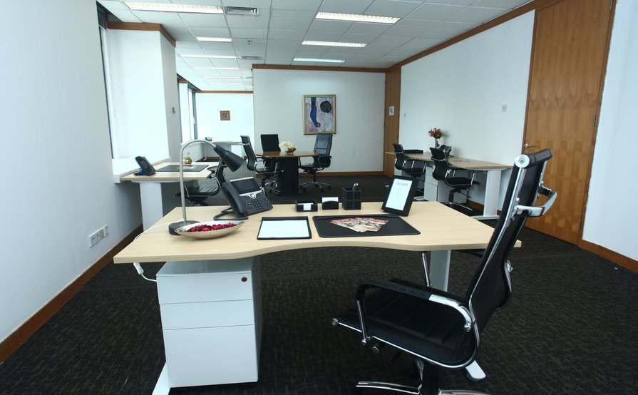 Office Space Indonesia Stock Exchange