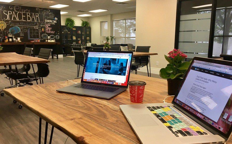 Shared Hot Desks - Full Timer